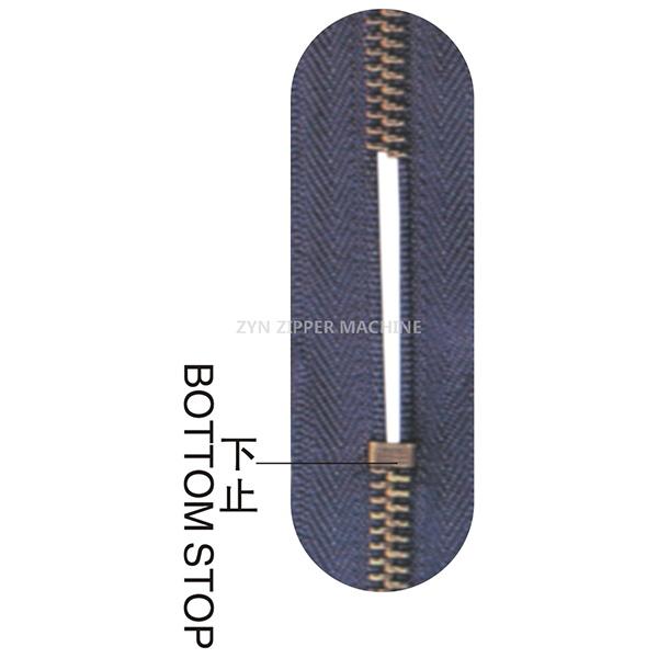 HY-112J 全自动下止机(扁丝五爪型)