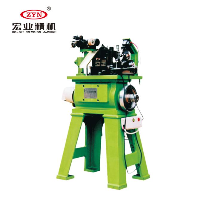 HY-117J 全自动金属植齿机(扁丝型)