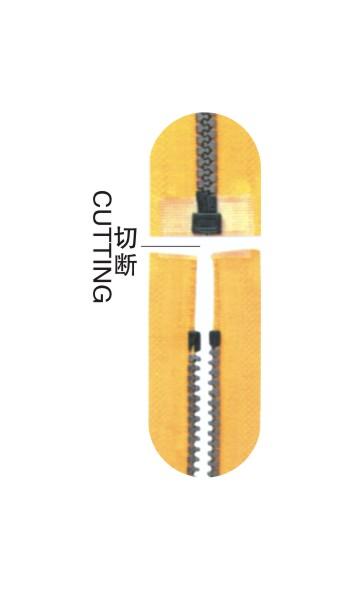 HY-120K 半自动开尾切断机